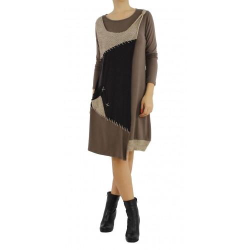 Дамска рокля 6382